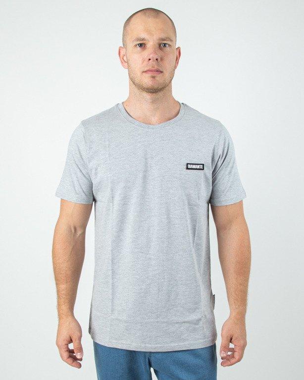 Koszulka Diamante Wear Basic Grey
