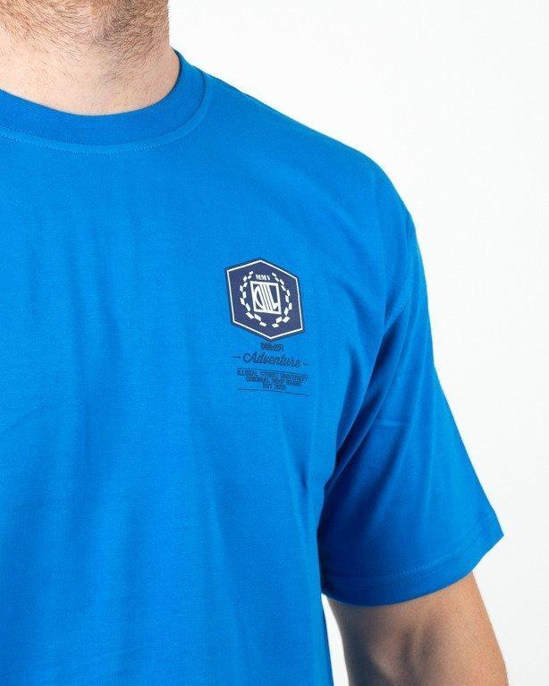 Koszulka Diil Adventure Blue