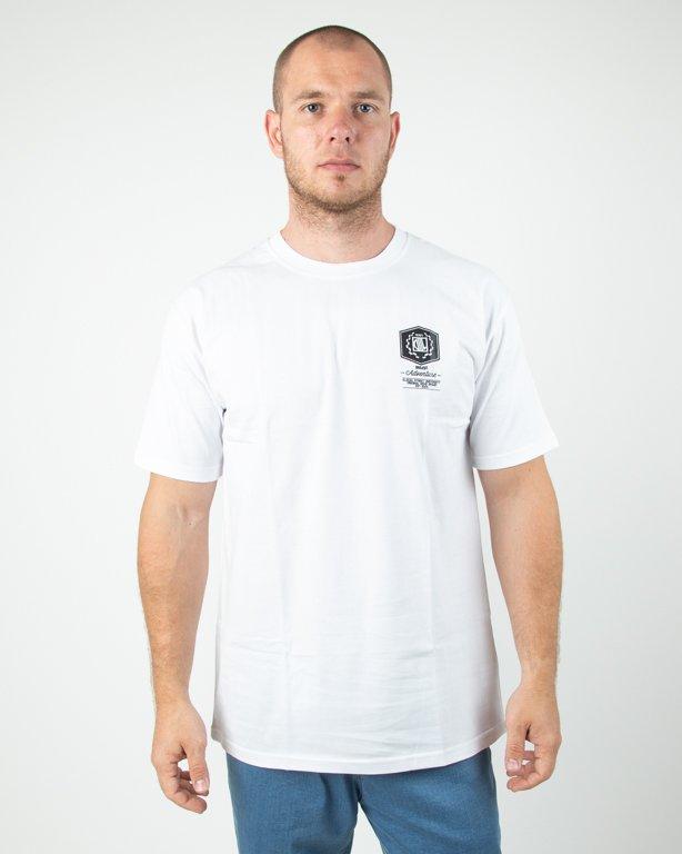 Koszulka Diil Adventure White
