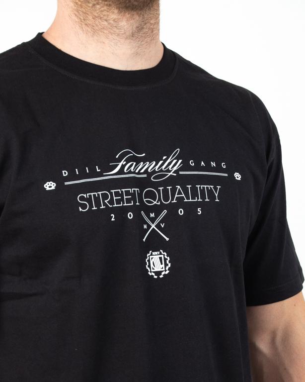 Koszulka Diil Family Black