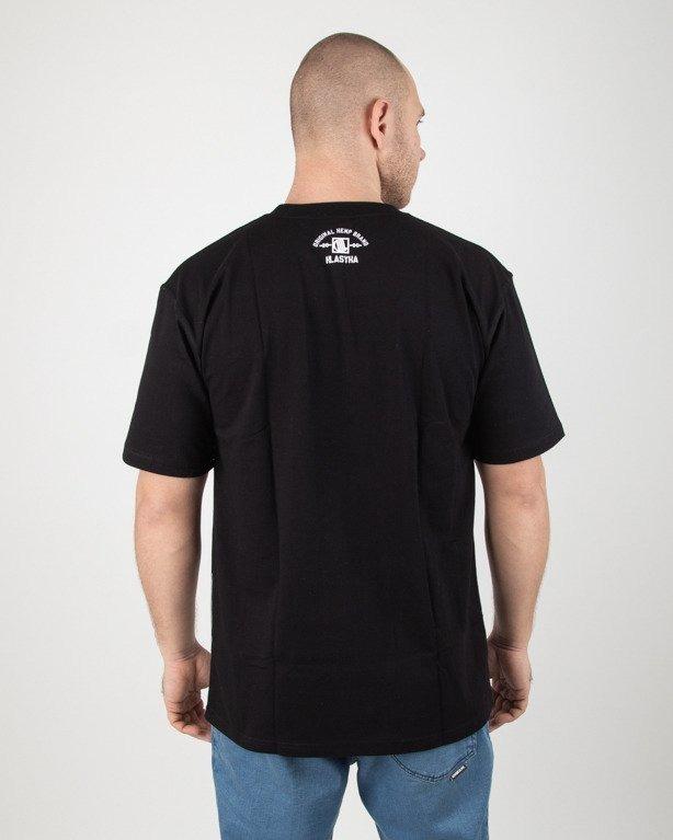 Koszulka Diil T-Shirt Area Black