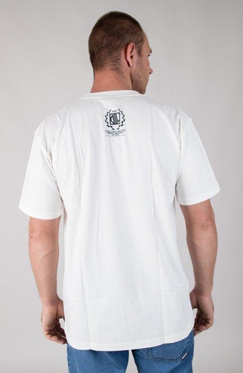Koszulka Diil T-Shirt Stop Drugz Beige