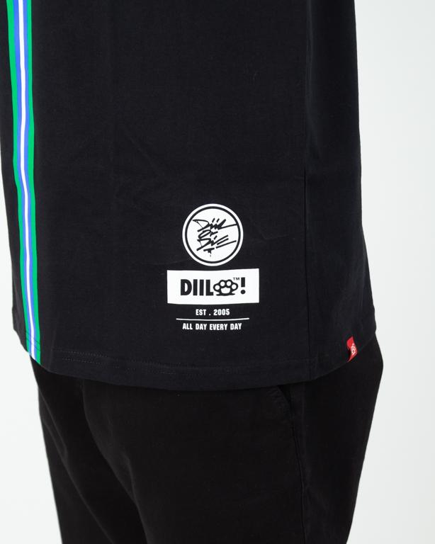 Koszulka Diil Vert Black