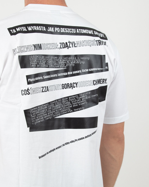 Koszulka El Polako LR White