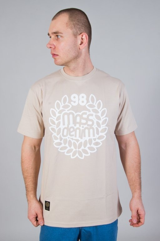 Koszulka Mass Base Beige