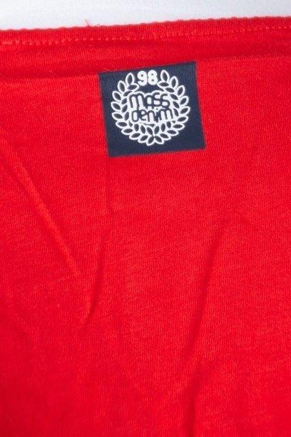 Koszulka Mass Meeting Red