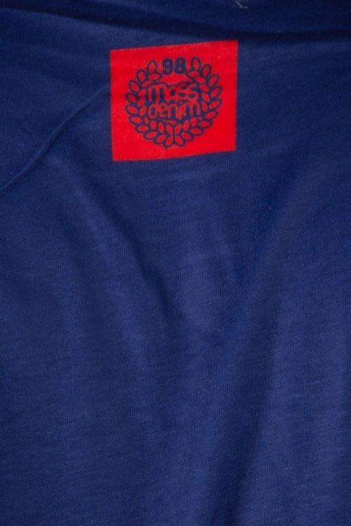 Koszulka Mass Oblique Navy