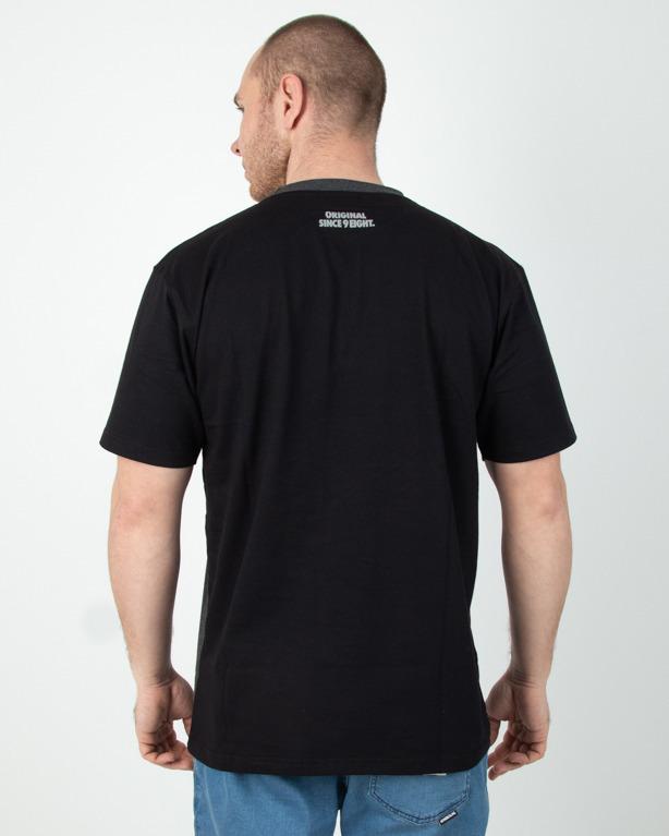 Koszulka Mass Rocket Black