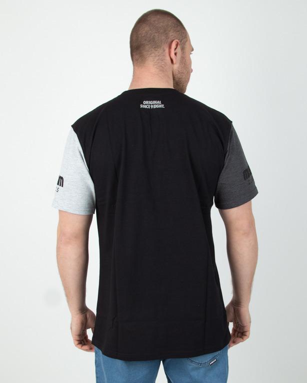 Koszulka Mass Triple Black