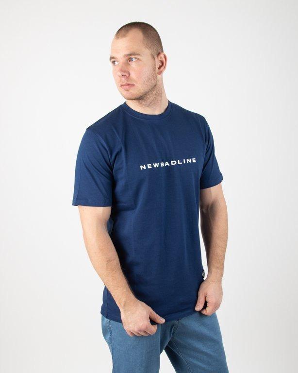 Koszulka New Bad Line Circle Navy