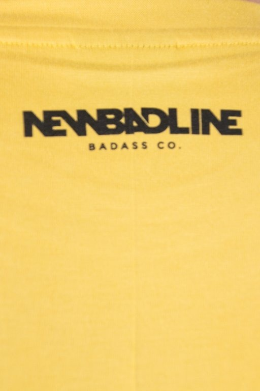 Koszulka New Bad Line Icon Yellow