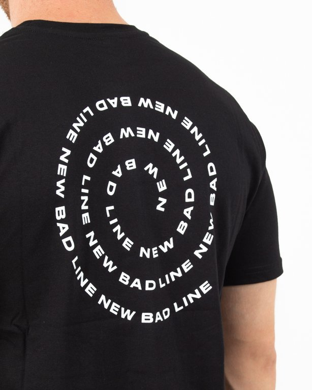 Koszulka New Bad Line Spiral Black