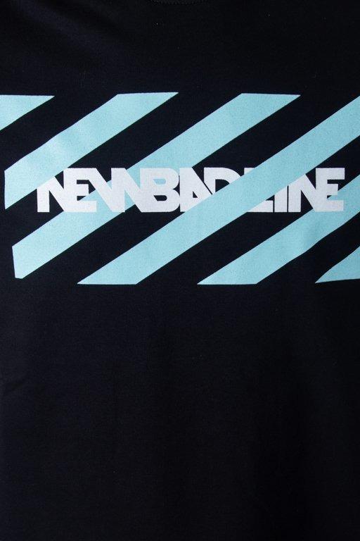 Koszulka New Bad Line Stripes Black