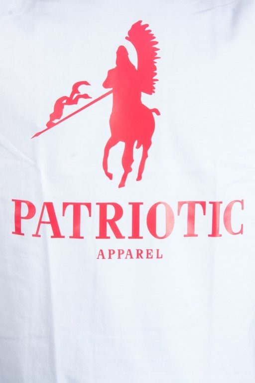 Koszulka Patriotic Husarz White