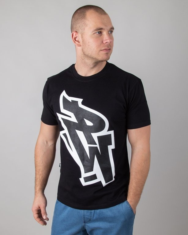 Koszulka Polska Wersja Pw Black