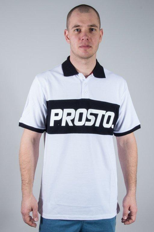 Koszulka Prosto Polo Tummy White