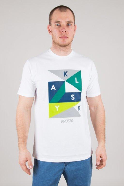 Koszulka Prosto Shimmy White
