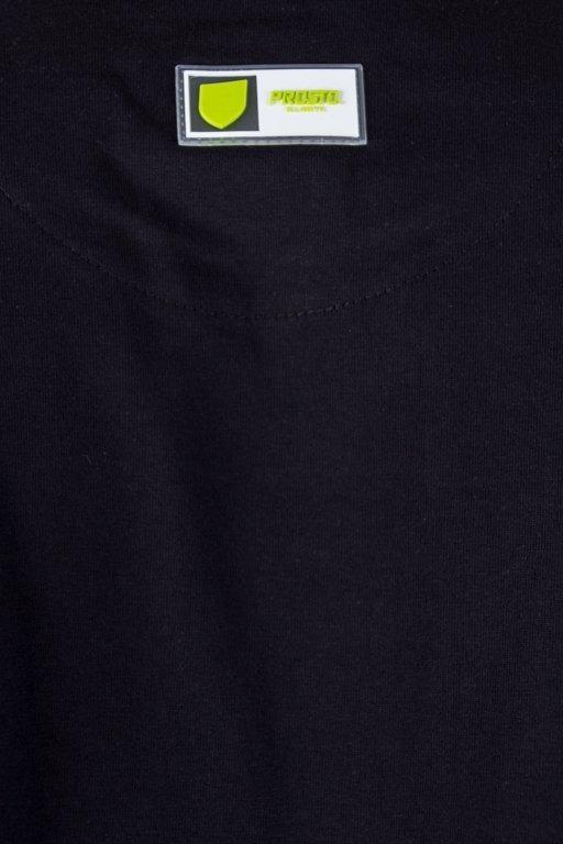 Koszulka Prosto Tag Wall Black