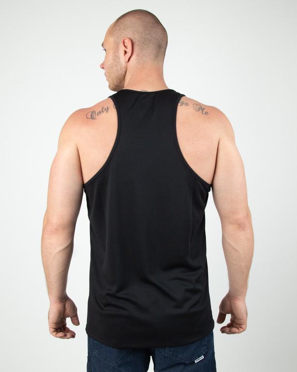 Koszulka Prosto Tank Top Hole Black