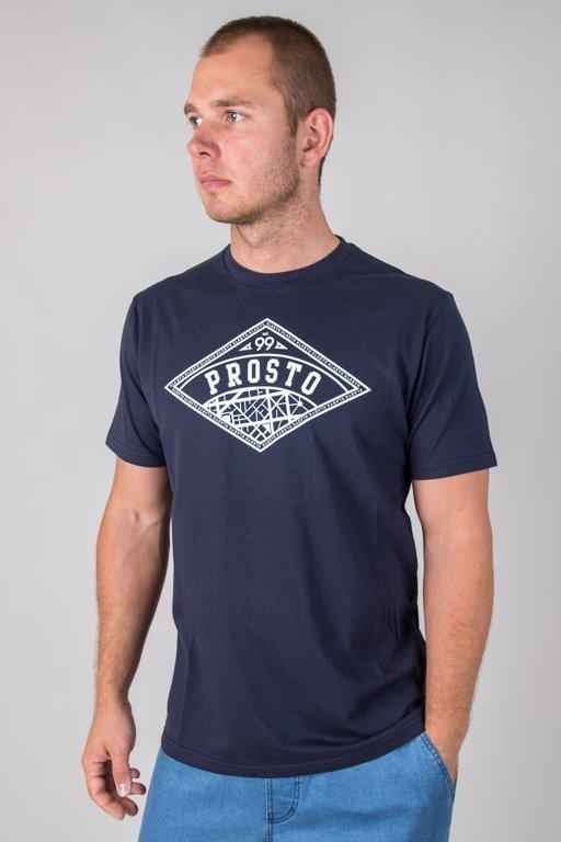 Koszulka Prosto View Navy