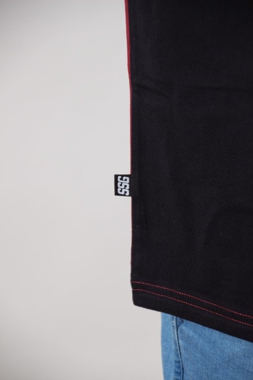 Koszulka SSG Three Colors Brick-White-Black