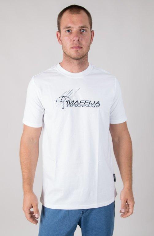 Koszulka Sb Maffija Rain White
