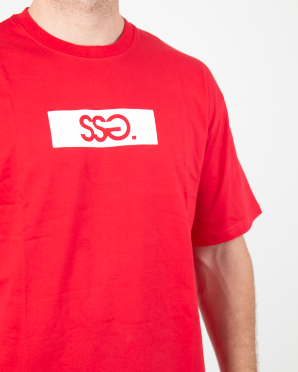 Koszulka Ssg Belt Ssg Red