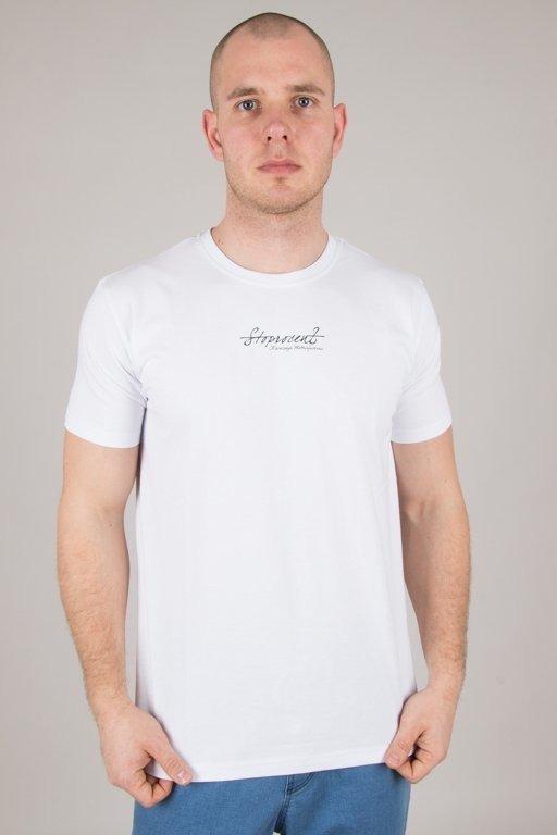 Koszulka Stoprocent Baroc White