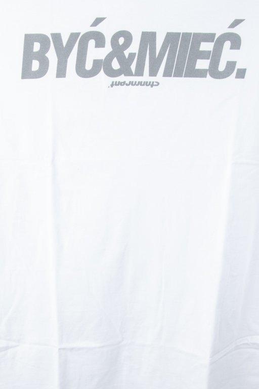 Koszulka Stoprocent Być White