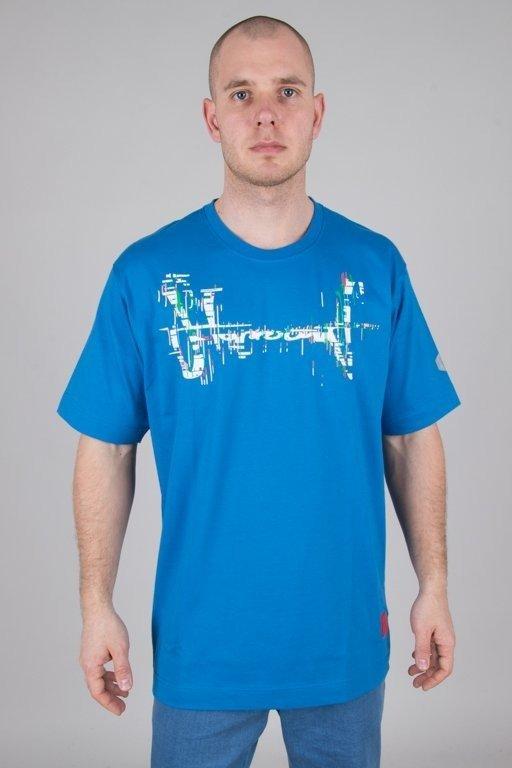 Koszulka Stoprocent Colortag Blue