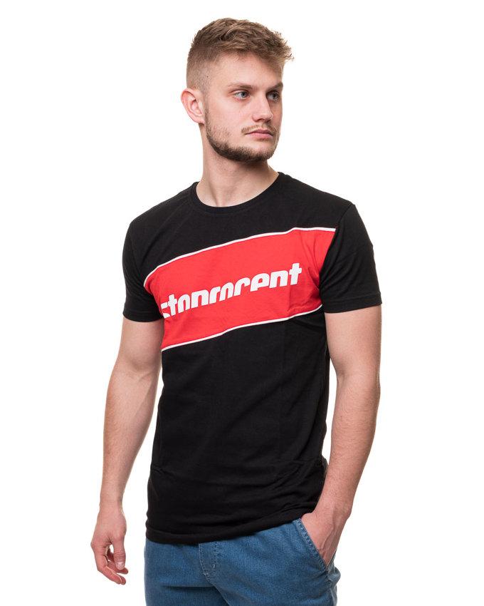 Koszulka Stoprocent Cutbias Black