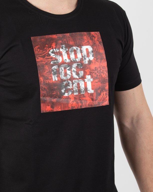 Koszulka Stoprocent Fckcube Black