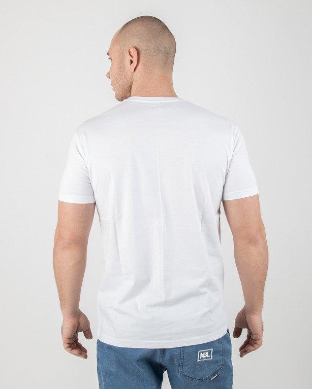 Koszulka Stoprocent Fckcube White