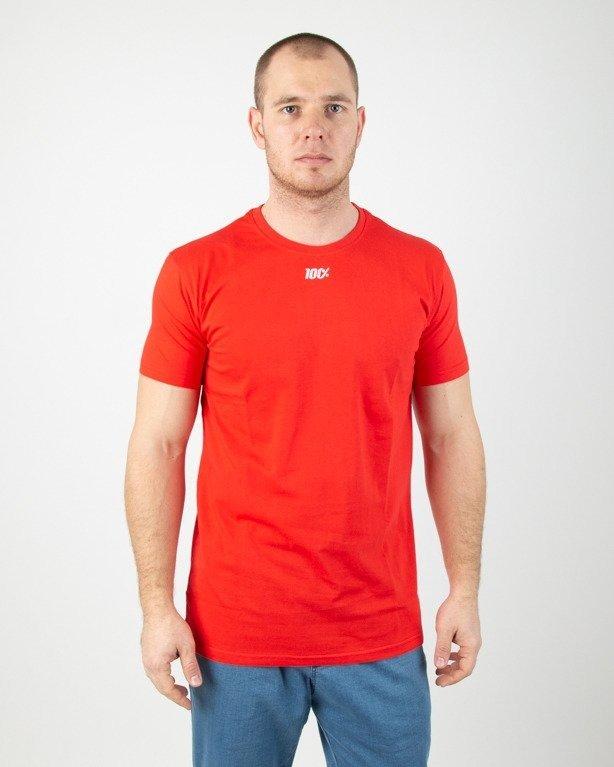 Koszulka Stoprocent Hundred Red