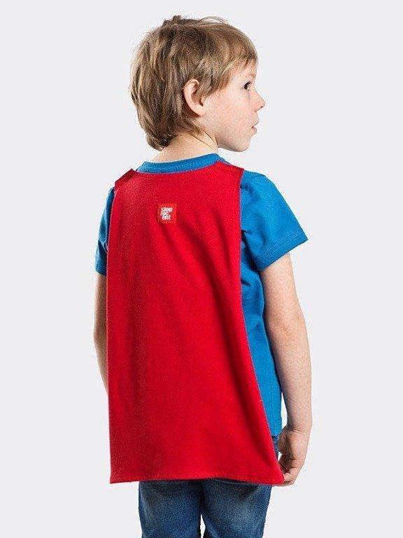 Koszulka Stoprocent Kid As Navy Blue