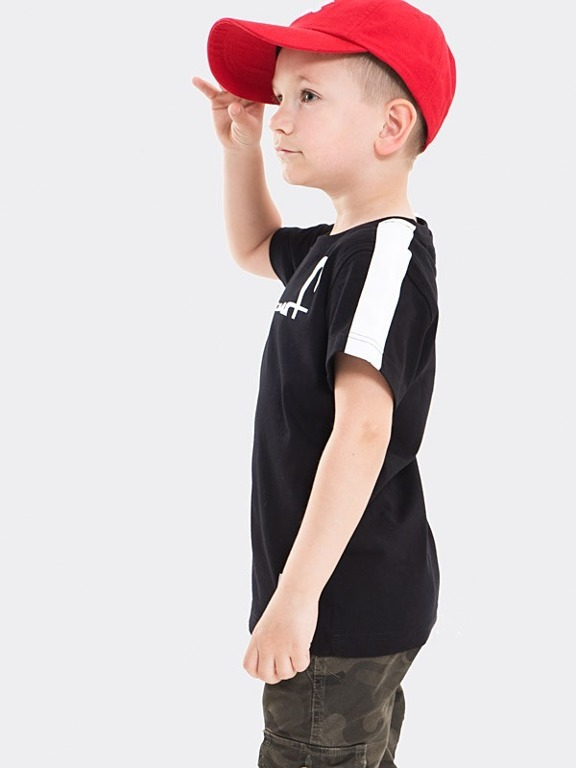 Koszulka Stoprocent Kid T-Shirt Cuttag Black