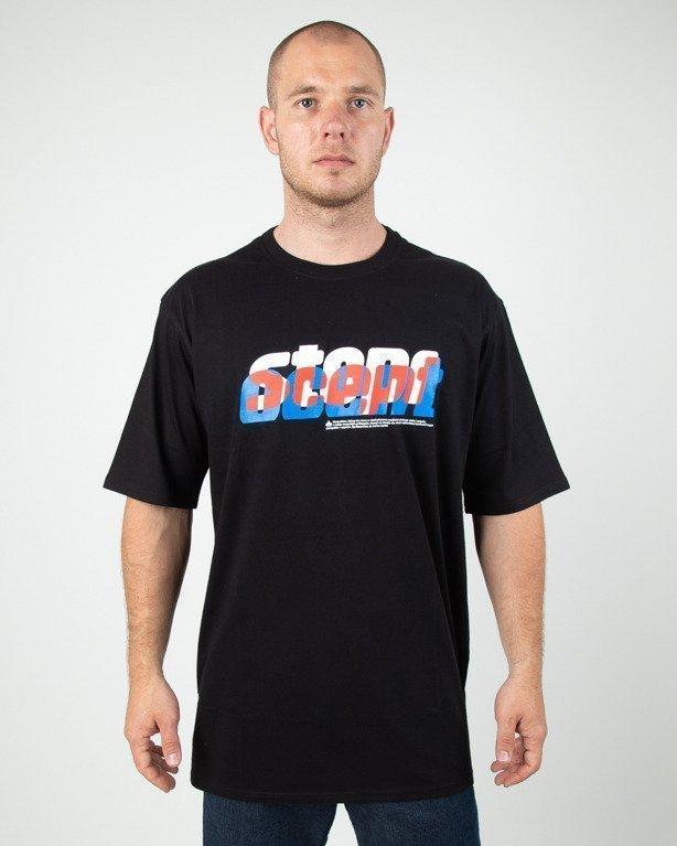 Koszulka Stoprocent Lucent Black