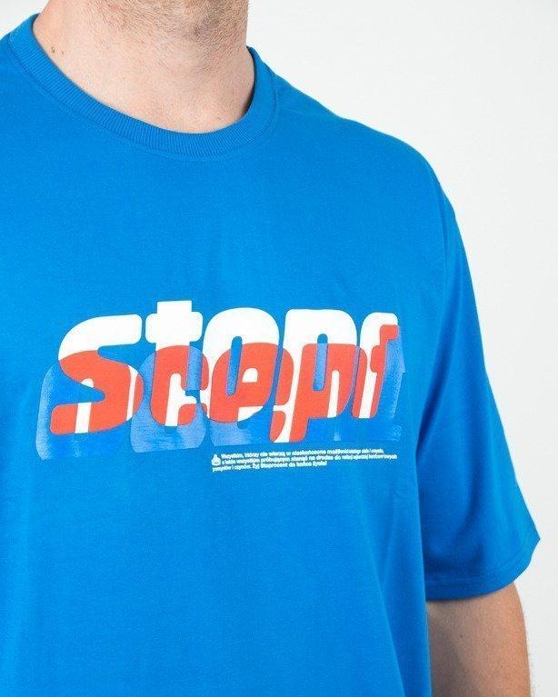 Koszulka Stoprocent Lucent Blue