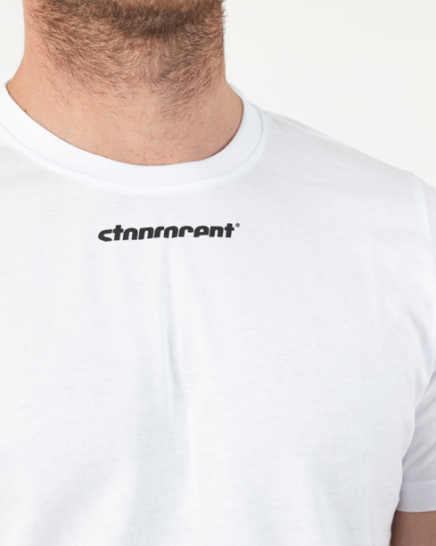 Koszulka Stoprocent Simplecut White