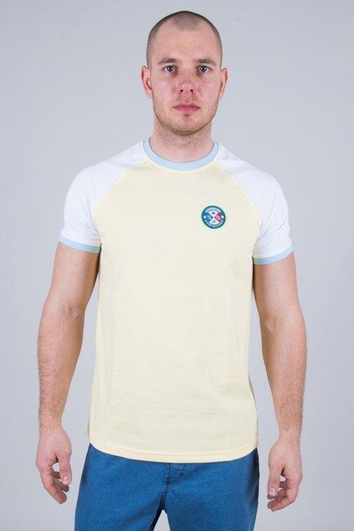 Koszulka Stoprocent Troopes Yellow