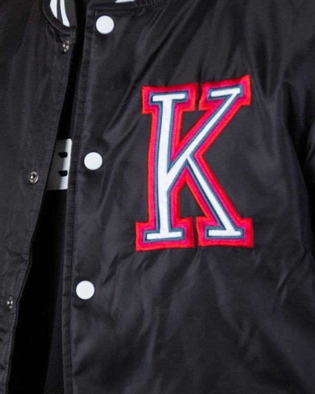Kurtka Koka Wiatrówka Baseball Vhs Black