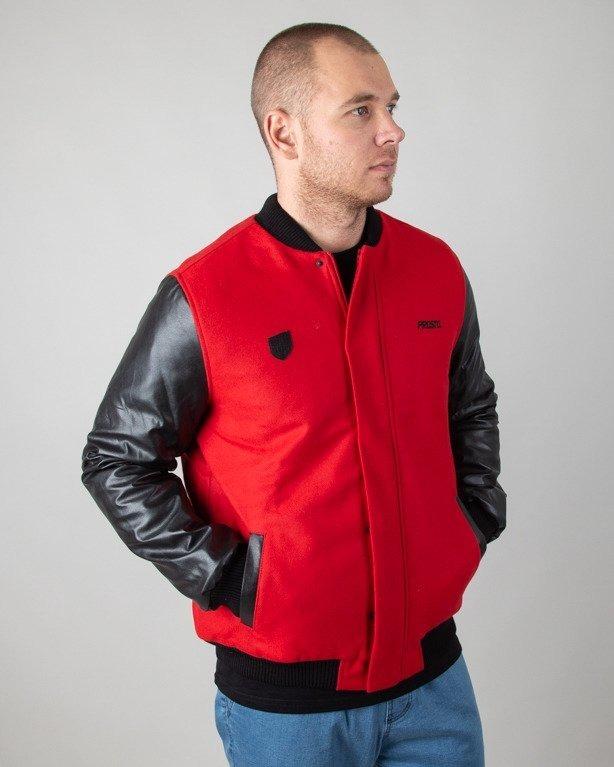 Kurtka Prosto Bomber Red