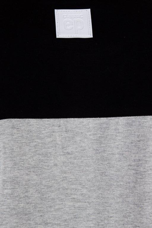 Longsleeve El Polako 3 Colors Written Black-Grey