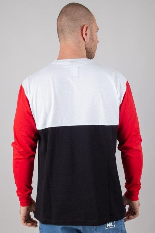 Longsleeve El Polako Mistrz Black-Red