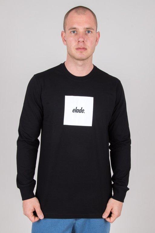 Longsleeve Elade Boxi Logo Black