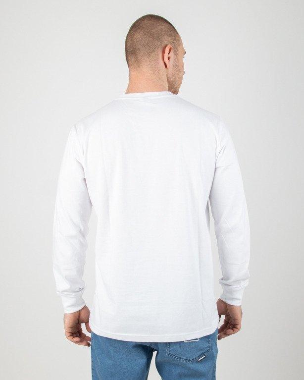 Longsleeve Elade Icon White