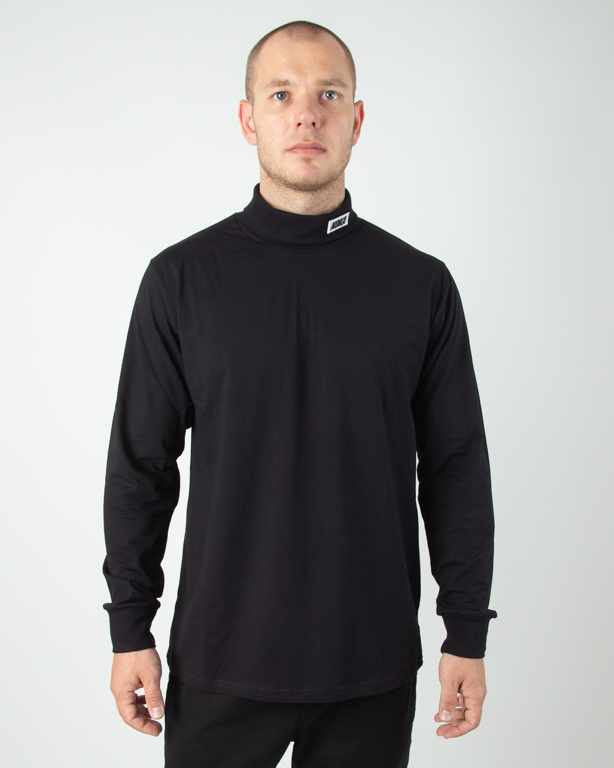 Longsleeve Koka Golf Turtleneck Black