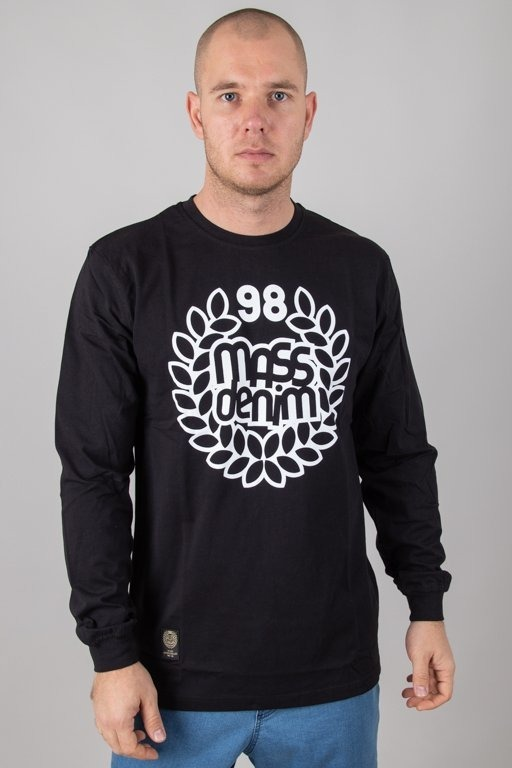 Longsleeve Mass Base Black