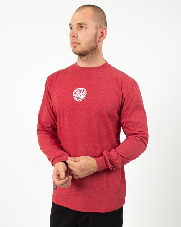 Longsleeve Mass Base Small Logo Brick