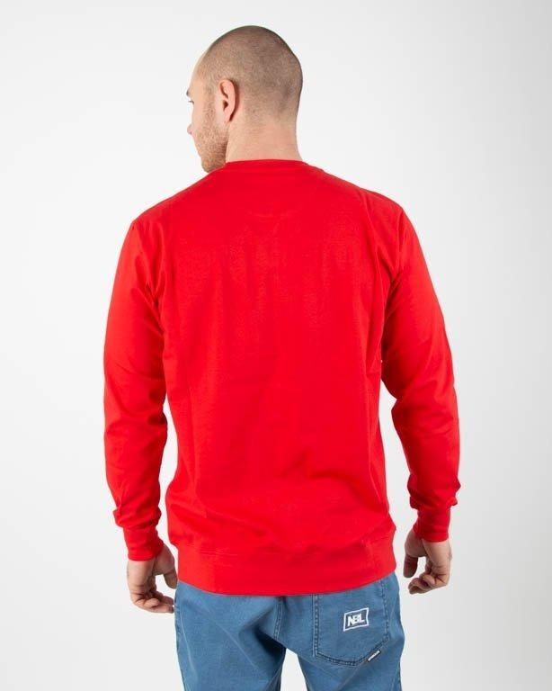 Longsleeve Prosto Classic V Red
